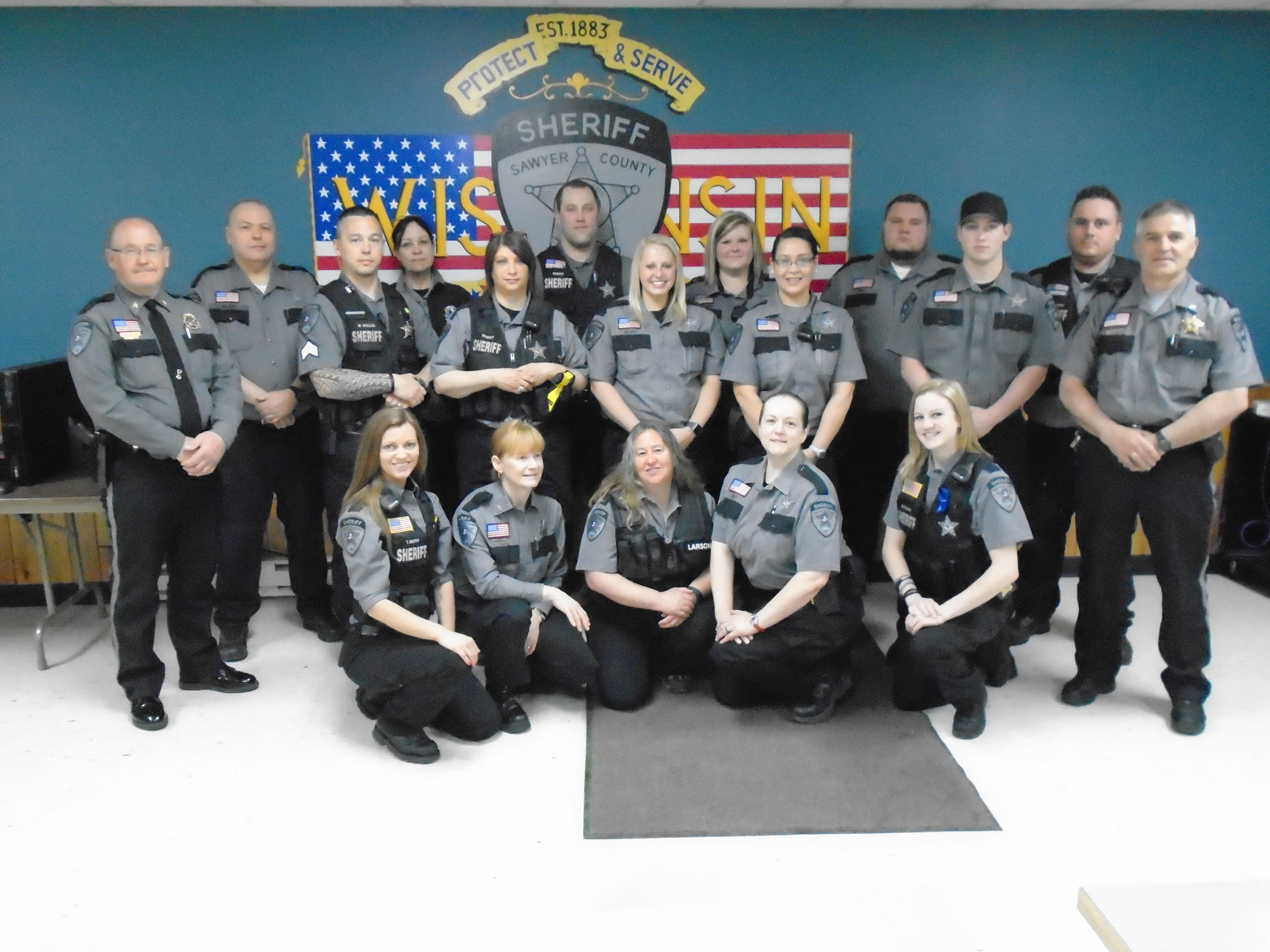 Sawyer County Correctional Officers